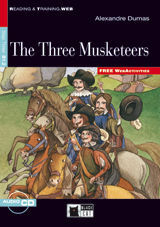 THE THREE MUSKETEERS+CD (FW)