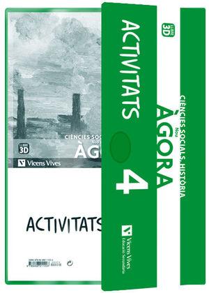 NOU AGORA 4 ACTIVITATS