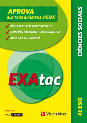 EXATAC 4 CIENCIES SOCIALS