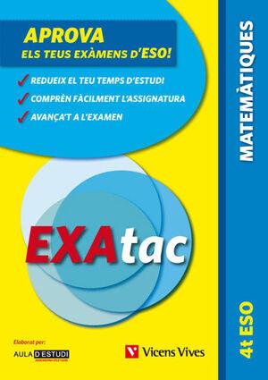 EXATAC 4 MATEMATIQUES