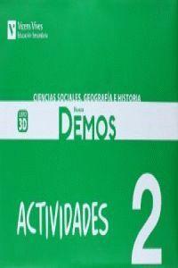NUEVO DEMOS 2 ACTIVIDADES (ZONA OESTE)