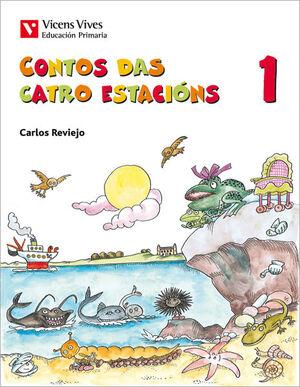 CONTOS DAS CUATRO ESTACIONS 1