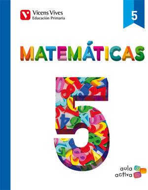 MATEMATICAS 5 (MONOVOLUMEN)