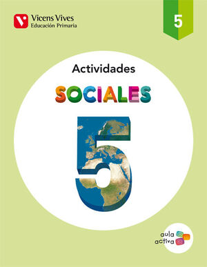 SOCIALES 5 ACTIVIDADES (AULA ACTIVA)