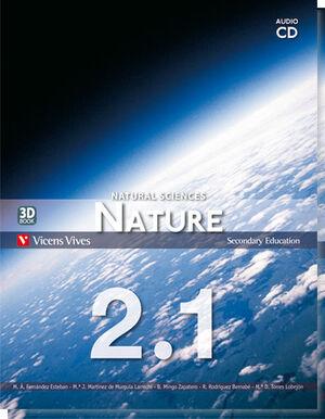 NATURE 2 (2.1-2.2)+2 CD'S