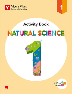 NATURAL SCIENCE 1 ACTIVITY BOOK (ACTIVE CLASS)