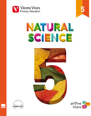 NATURAL SCIENCE 5 + CD (ACTIVE CLASS)