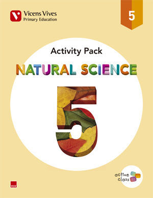NATURAL SCIENCE 5 ACTIVITY BOOK (ACTIVE CLASS)