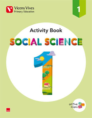 SOCIAL SCIENCE 1 ACTIVITY BOOK (ACTIVE CLASS)