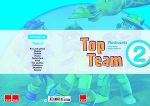 TOP TEAM FLASHCARDS 2