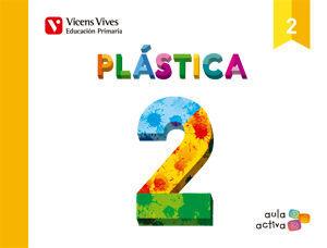 PLASTICA 2 GALICIA (AULA ACTIVA)