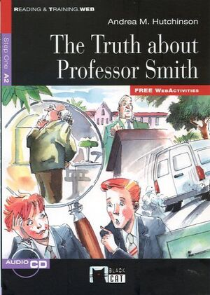 THE TRUTH ABOUT PROFESSOR SMITH+CD
