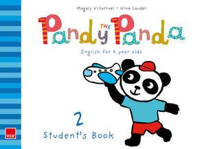 PANDY THE PANDA STUDENT'S BOOK 2+ CD