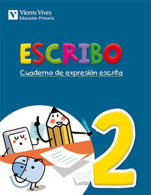ESCRIBO. CUADERNO EXPRESION ESCRITA 2