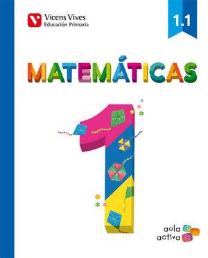 MATEMATICAS 1 (1.1-1.2-1.3) AULA ACTIVA