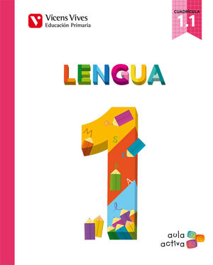 LENGUA 1 (1.1 CUADRICULA-1.2-1.3) (AULA ACTIVA)