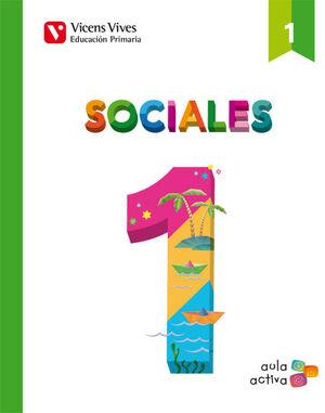 SOCIALES 1 (AULA ACTIVA)