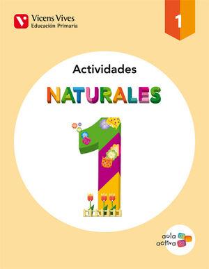 NATURALES 1 ACTIVIDADES (AULA ACTIVA)