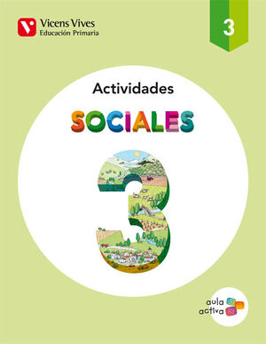 SOCIALES 3 ACTIVIDADES (AULA ACTIVA)