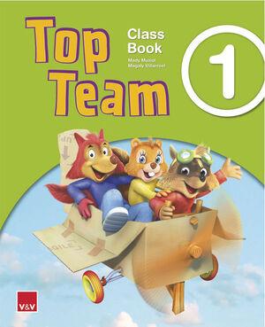 TOP TEAM 1 CLASS BOOK