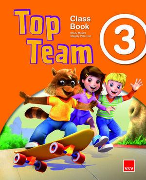 TOP TEAM 3 CLASS BOOK