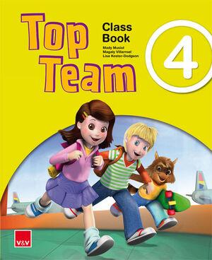 TOP TEAM 4 CLASS BOOK