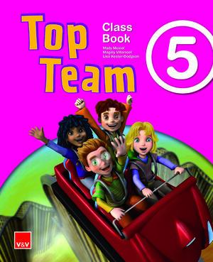 TOP TEAM 5 CLASS BOOK
