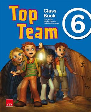TOP TEAM 6 CLASS BOOK