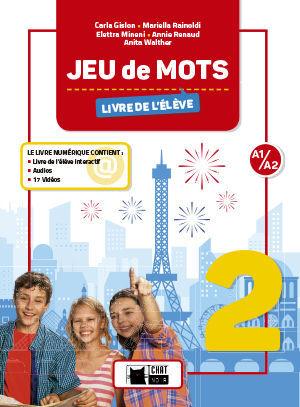 JEU DE MOTS 2 LIVRE DE L'ELEVE