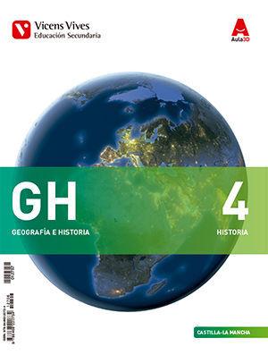 GH 4 (4.1-4.2)+ SEPARATA CAST-LA MANCHA (AULA 3D)