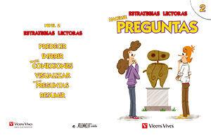 ESTRATEGIAS LECTORAS: HACERSE PREGUNTAS 2