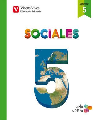 SOCIALES 5 MADRID (AULA ACTIVA)