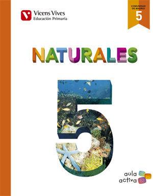NATURALES 5 MADRID (AULA ACTIVA)