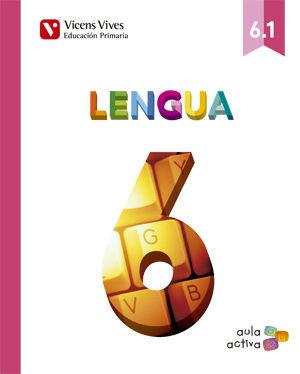LENGUA 6 (6.1-6.2-6.3) AULA ACTIVA