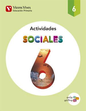 SOCIALES 6 ACTIVIDADES (AULA ACTIVA)