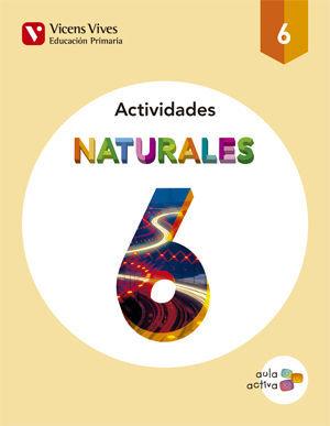 NATURALES 6 ACTIVIDADES (AULA ACTIVA)