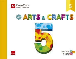 NEW ARTS AND CRAFTS 5 (ACTIVE CLASS)