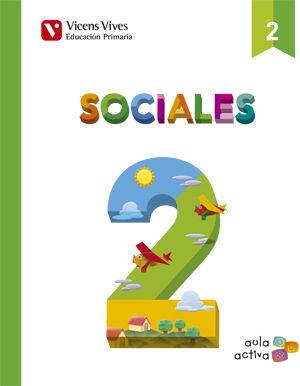SOCIALES 2 (AULA ACTIVA)