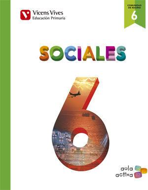 SOCIALES 6 MADRID (AULA ACTIVA)