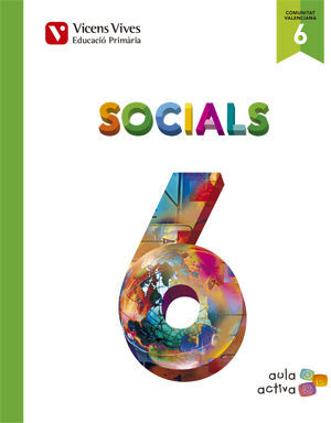 SOCIALS 6 VALENCIA (AULA ACTIVA)