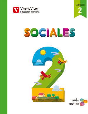 SOCIALES 2 MADRID (AULA ACTIVA)
