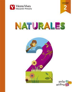 NATURALES 2 MADRID (AULA ACTIVA)