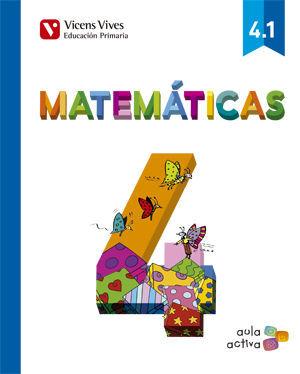 MATEMATICAS 4 (4.1-4.2-4.3) AULA ACTIVA