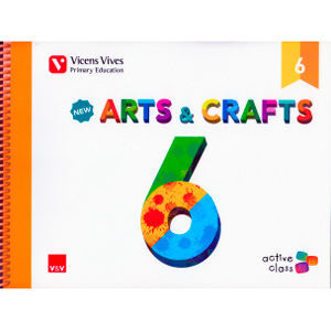 NEW ARTS AND CRAFTS 6 (ACTIVE CLASS)