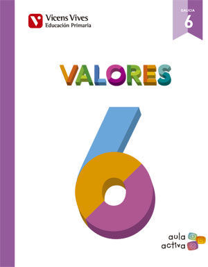 VALORES 6 GALICIA (AULA ACTIVA)