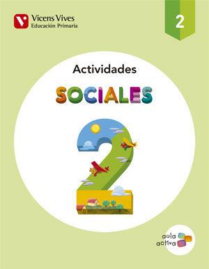 SOCIALES 2 ACTIVIDADES (AULA ACTIVA)