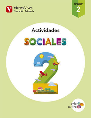 SOCIALES 2 MADRID ACTIVIDADES (AULA ACTIVA)