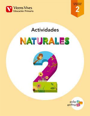 NATURALES 2 MADRID ACTIVIDADES (AULA ACTIVA)