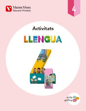 LLENGUA 4 ACTIVITATS (AULA ACTIVA)