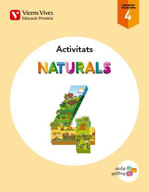 NATURALS 4 VALENCIA ACTIVITATS (AULA ACTIVA)